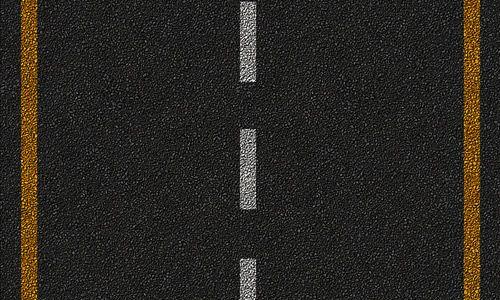 Asphalt road seamless