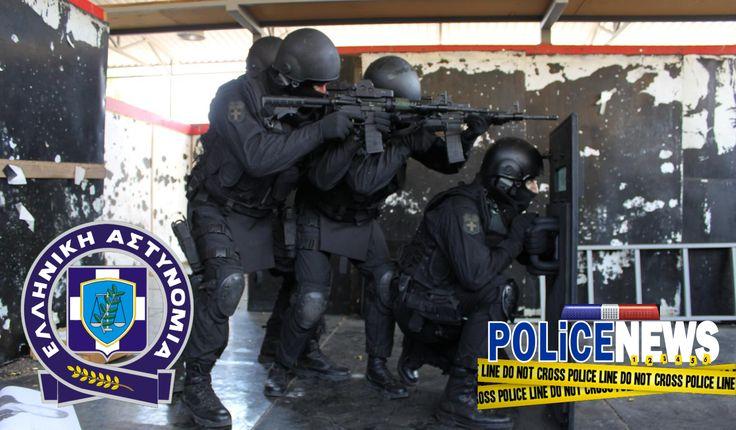 ΑΦΙΕΡΩΜΑ: ΕΚΑΜ – Στα άδυτα της επίλεκτης δυνάμης της Ελληνικής Αστυνομίας (Φωτογραφίες – Βίντεο)