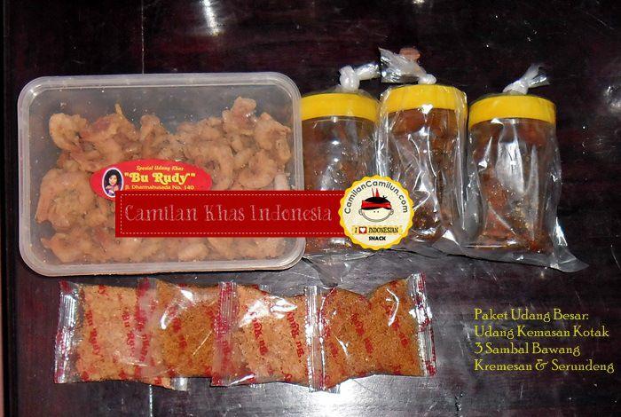 Paket Udang Besar  http://CamilanCamilun.com