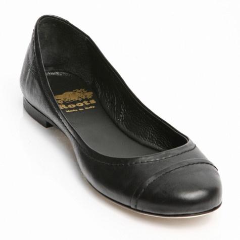 Ballet Flat 2012- Nappa $158
