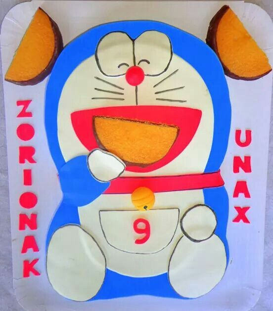 Doraemon Cake Design : 1000+ ideas about Doraemon Cake on Pinterest Teletubbies ...