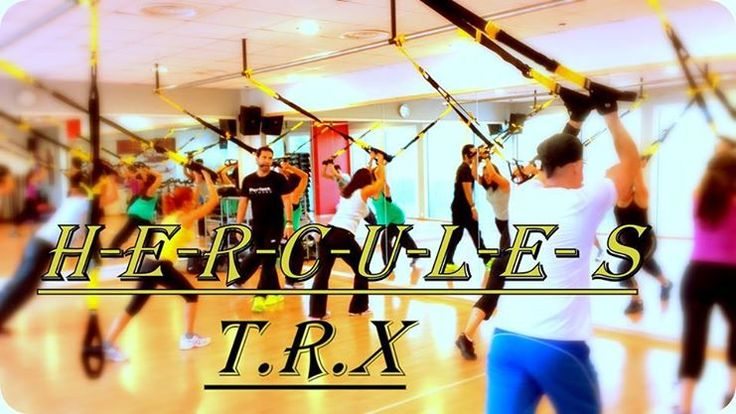 T.R.X // Hercules Athletic & Fitness Center