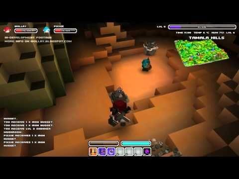 Cube World: Multiplayer Adventures