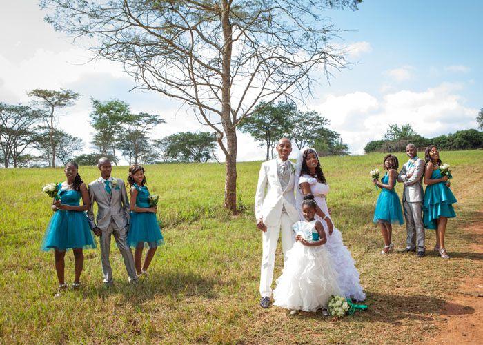 Justice & Dinah - Wedding Photography