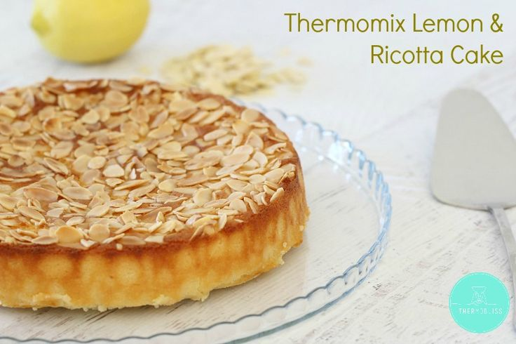 just spotted...gorgeous Thermomix #gf #glutenfree cake #recipe via @Thermobli :)