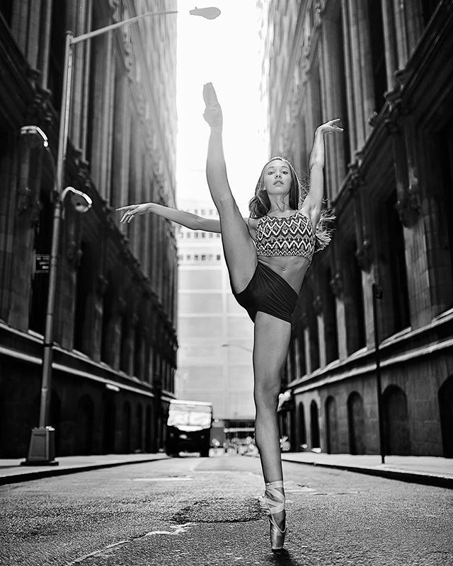 """Luis Pons Photography Ballerina @julietdoherty """"All that is important is this one moment in movement. Make the moment important, vital, and worth living. Do not let it slip away unnoticed and unused."""" ― Martha Graham"""