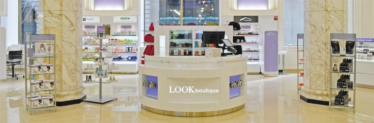 Inside the LOOK Boutique