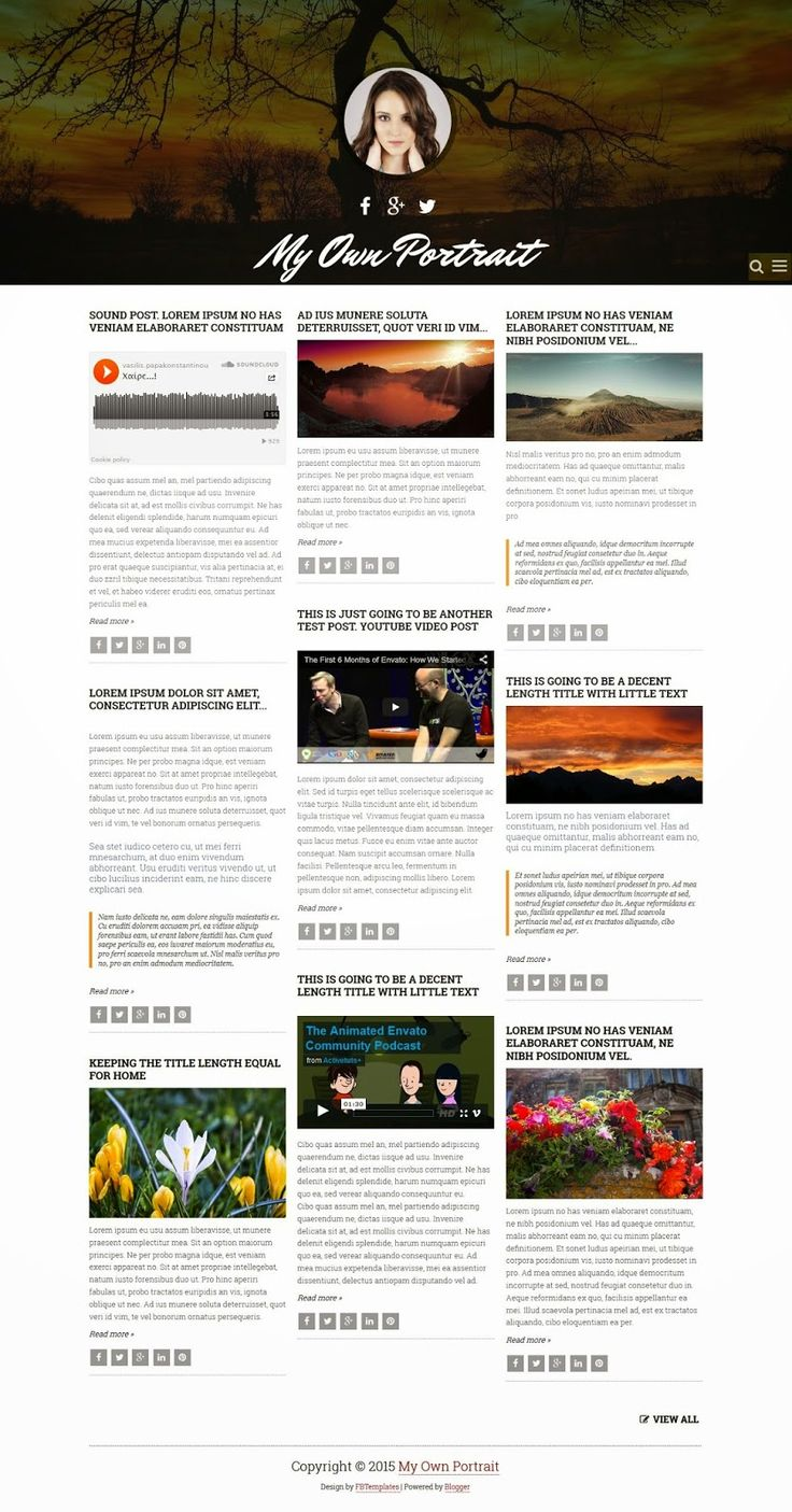 76 best images about best responsive blogger template collection
