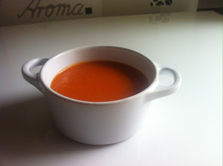 Velouté tomate (thermomix)