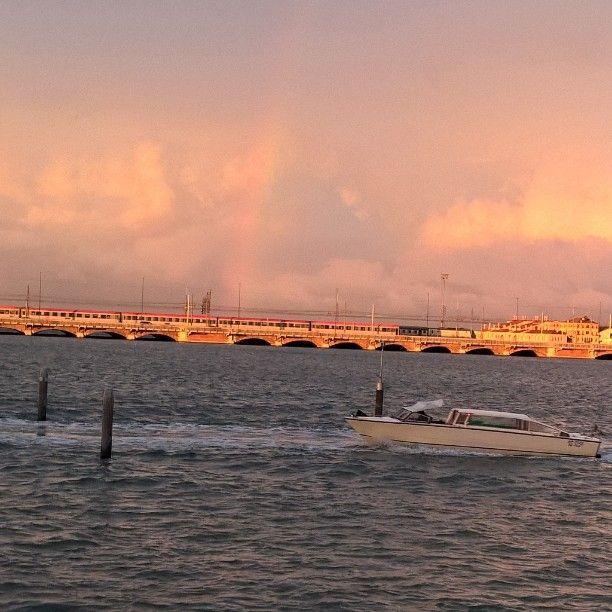 #arcobaleno   #rainbow  #Venice  #Venezia