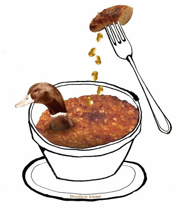 Cassoulet - Gourmet Traveller