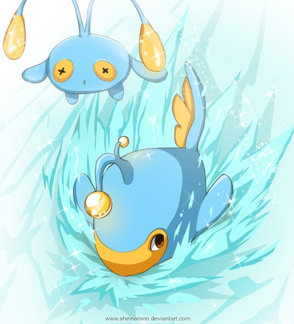 Image result for Chinchou and Lanturn pinterest