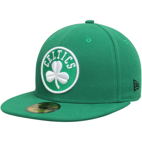 a91c09e5c56 ... hot mens boston celtics kelly green team logo 59fifty fitted hat your  price 34.99 a0e9e dedde