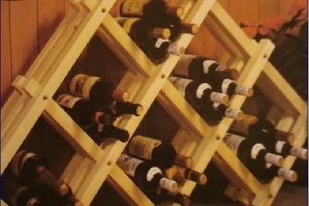 Come realizzare un porta bottiglie