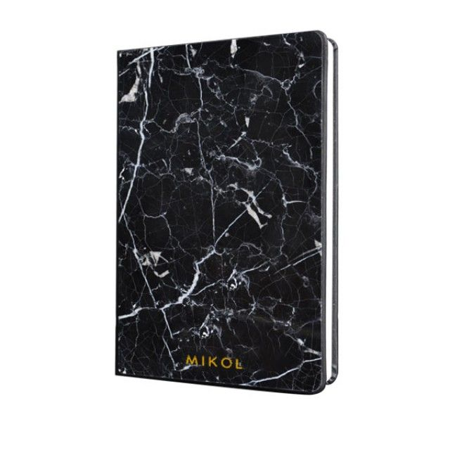 Marble Notebook by Mikol/ lucecurated x Qrator