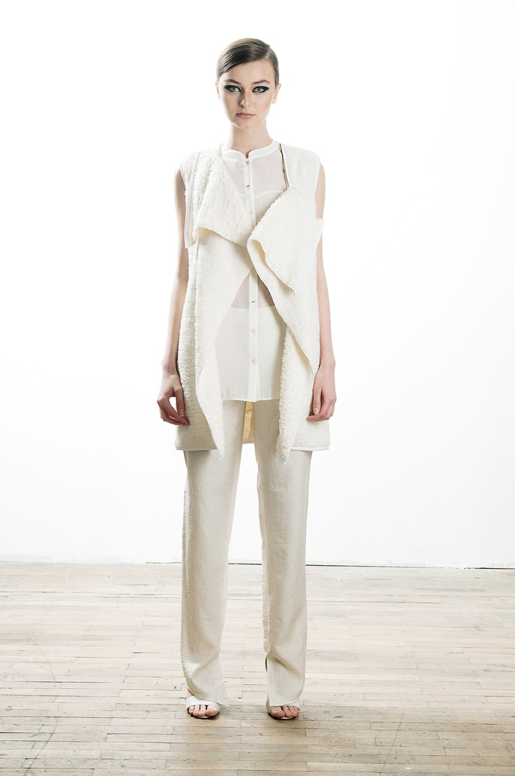 warm vest, spring / summer 2013, 79€