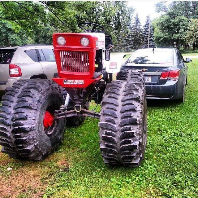 ... about lawn mower builds on Pinterest | 4x4, Racing and Ford bronco
