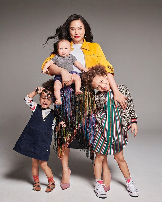 Ayesha Curry Parents Magazine Ayesha Curry The Curry Family Stephen Curry Family