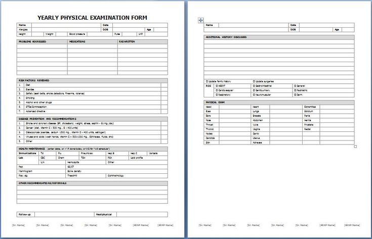 29 INFO FORM 86 HEALTH EXAMINATION RECORD PDF DOWNLOAD