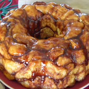 MONKEY BREAD...yes.  Says everyone.  :)