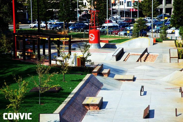Image result for fremantle skate park