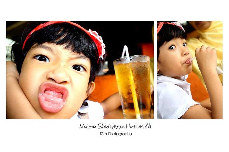 my nephew Najma