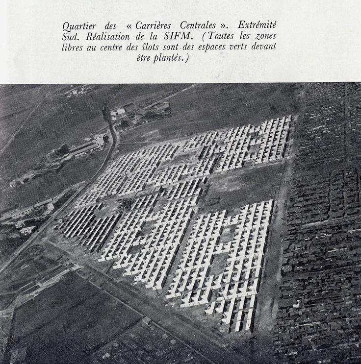 quartier des carrieres centrales casablanca