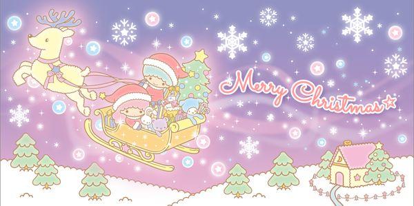 【2014.12】★ #LittleTwinStars #Christmas