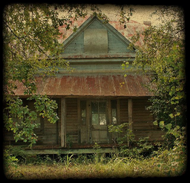 Cracker House by Black.Doll, via Flickr  would like to go back in time and see what it was like there!