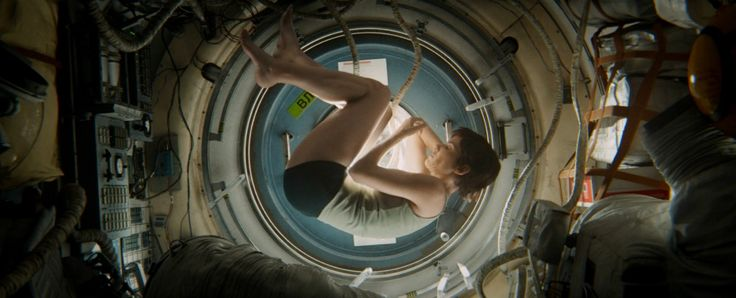 GRAVITY (2013) DoP: Emmanuel Lubezki | Dir: Alfonso Cuarón