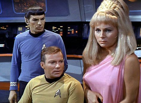 "Star Trek: Season 1, Episode 02 (September 1966), titled ""You'll Put Your Eye Out!"""