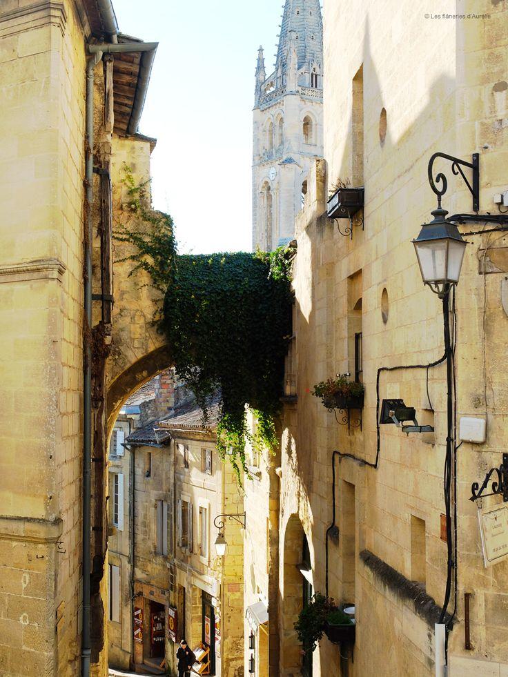 Road trip dans le sud-ouest #1: St Emilion et Bayonne | Les flâneries d'Aurélie