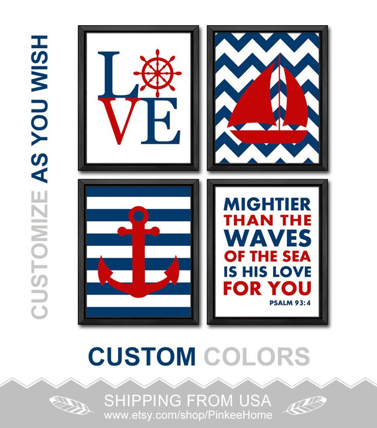 nautical love decor chevron sail boat boys nursery bible quotes kid art nautical baby nursery decor sailor baby room art bible verse nursery by PinkeeHome on Etsy https://www.etsy.com/listing/211002646/nautical-love-decor-chevron-sail-boat