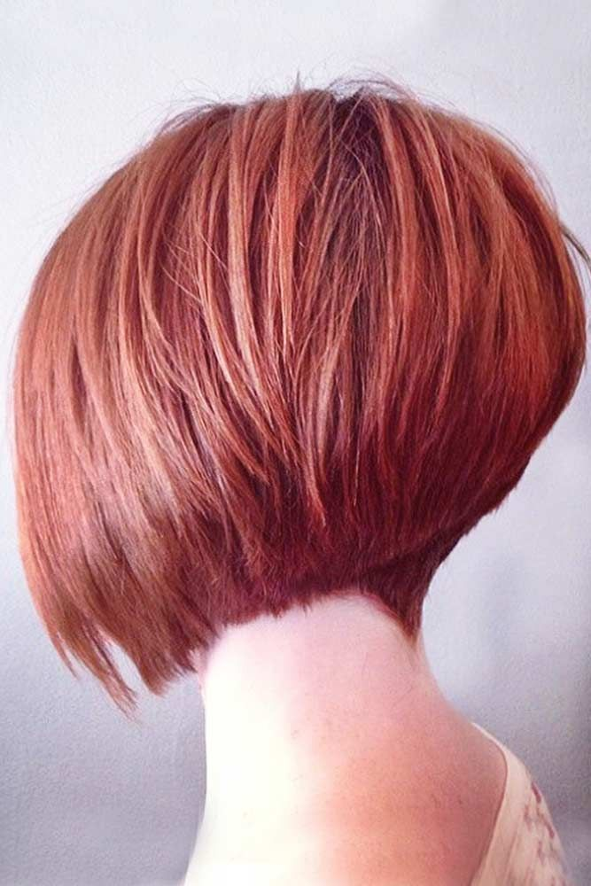 Several Ways Of Pulling Off An Inverted Bob Hair Cuts Pinterest