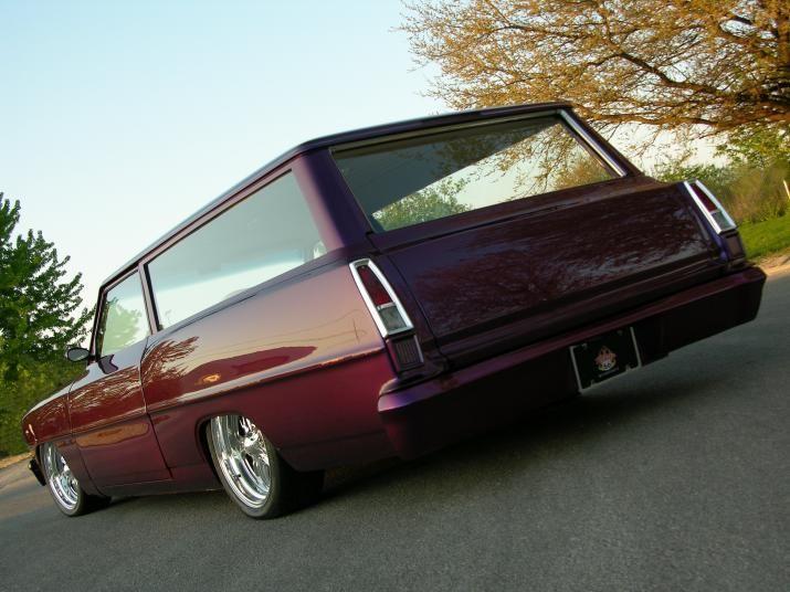 1967 Chevrolet Nova / Chevy II wagon ✏✏✏✏✏✏✏✏✏✏✏✏✏✏✏✏ IDEE CADEAU / CUTE GIFT IDEA  ☞ http://gabyfeeriefr.tumblr.com/archive ✏✏✏✏✏✏✏✏✏✏✏✏✏✏✏✏