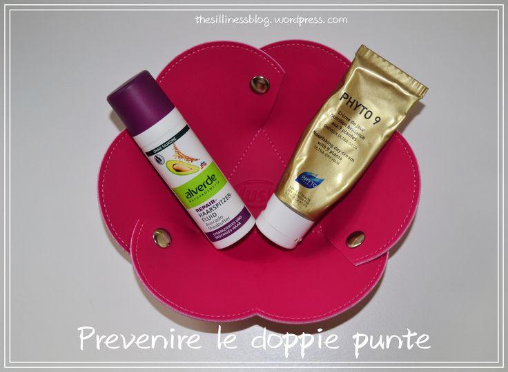 Ecco un paio di buoni prodotti per prevenire le doppie punte: la famosa crema…