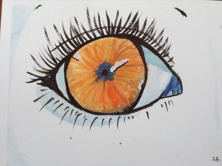 Water fairy eye