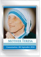 St Teresa of Calcutta (Mother Teresa)
