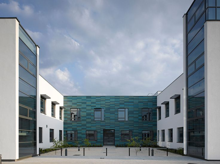 Finchley Memorial Hospital Great Britain - Agrob Buchtal References