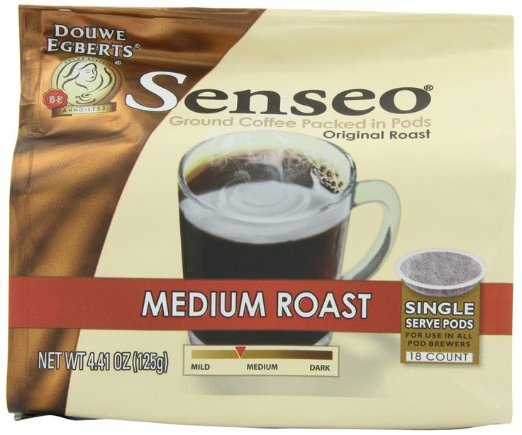 Senseo Coffee Pods, Medium Roast, 18 Count (Pack of 4) *** Review more details here : Fresh Groceries