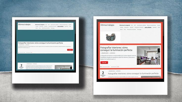 Desglose de tareas realizadas y habilidades utilizadas en proyecto de mantenimiento de paginas web empresa de fotografia 360 de productos Ecommerce360.  #mantenimientoweb