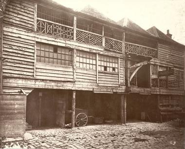 Kings head inn, camberwell, London  1880