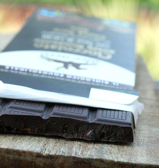 Alce nero extra fondente 80�on fave di cacao | http://www.ilpastonudo.it/castadiva/il-cibo-degli-dei/alce-nero-extra-fondente-80-con-fave-di-cacao/