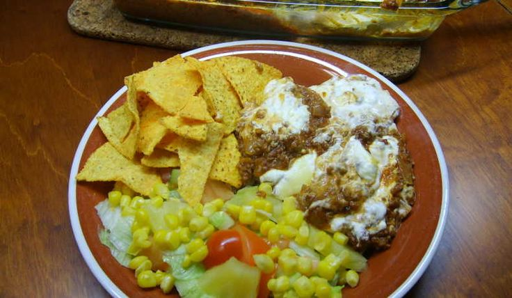 Tacogratäng – Anneli – Recept