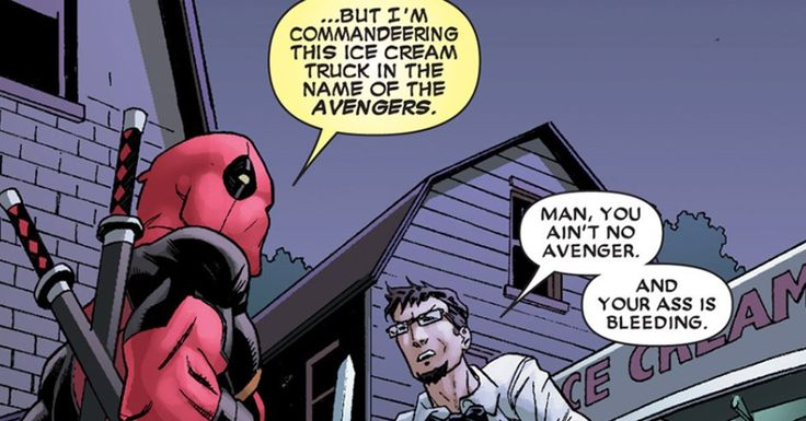 20 Deadpool Darkly Funny Quotes To Brighten Up Your Day