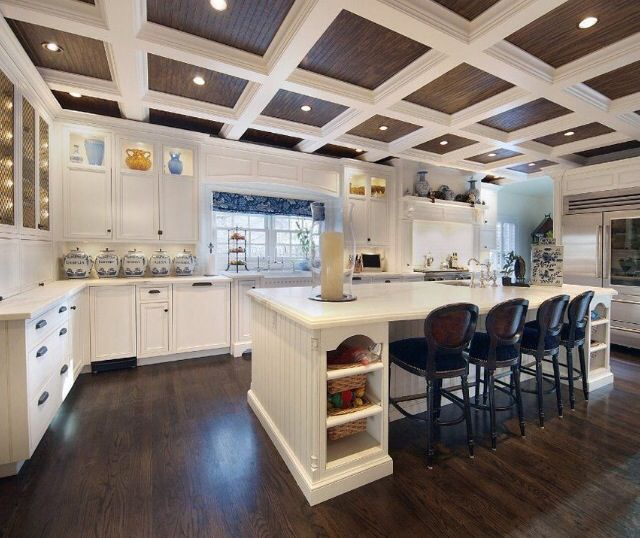 10 best images about ceilings on pinterest exposed for Box beam ceiling