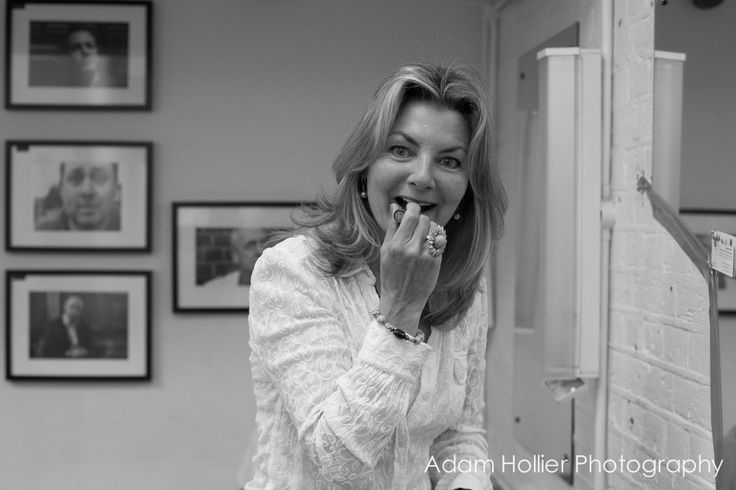 Jo Caulfield prepares for her Tringe Festival 2014 appearance. www.tringefestival.co.uk