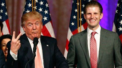 Threatening Letter With Mass. Postmark Sent To Donald Trumps Son