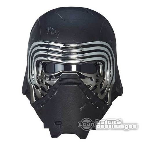 Star Wars Episode VII Black Series casque Kylo Ren électronique changeur de voix