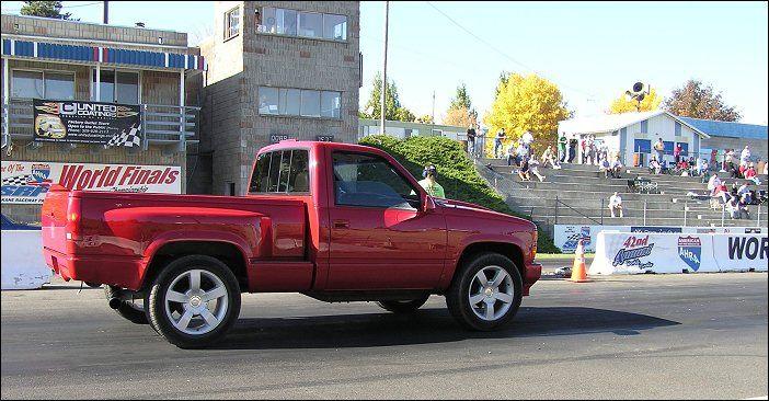 Diesel Hot-Rod - 1989 Chevy Silverado - Duramax Diesel